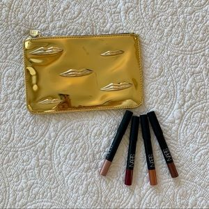 NARS x Man Ray Velvet Matte Lipstick gift set